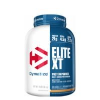 Dymatize Elite XT, Casein & Blended Protein, Body Fuel