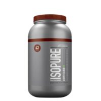 Isopure Low Carb, Whey Protein Isolate, Body Fuel