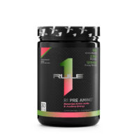 Rule 1 Pre Amino, Ergogenics, Body Fuel