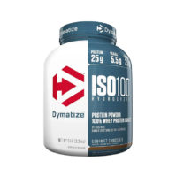 Dymatize ISO 100, Whey Protein Isolate, Body Fuel