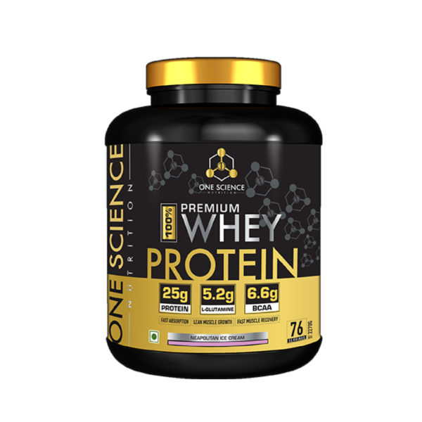 One Science Nutrition 100% Whey Protein