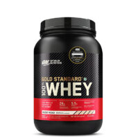 Optimum Nutrition Gold Standard 100% Whey Protein, Body Fuel, Rocky Road