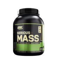 ON Serious Mass Weight Gain Powder, Gainers, Body Fuel