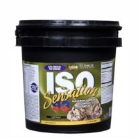 Ultimatce Nutrition Iso Sensation 93, Whey Protein Isolate, Body Fuel