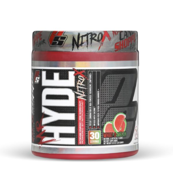 Pro Supps Mr Hyde NitroX, Ergogenics, Body Fuel