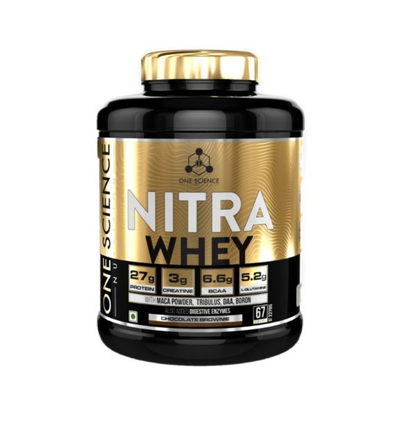 One Science Nutrition Nitra Whey