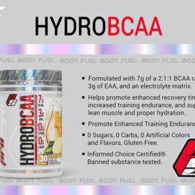 Prosupps PS Hydro BCAA