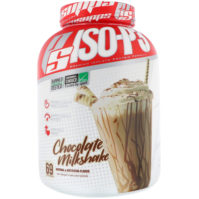 Pro Supps Iso P3, Whey Protein Isolate, Body Fuel