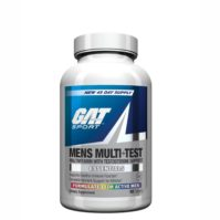 Gat Mens Multi + Test Vitamin, Vitamins & Supplements, Body Fuel