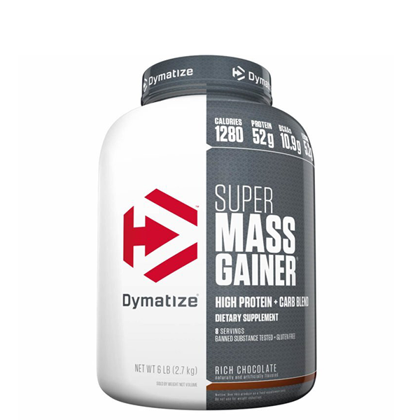 Dymatize Super Mass Gainer, Gainers, Body Fuel India