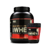 ON 5 lbs + 1 lb, Whey Protein, Body Fuel
