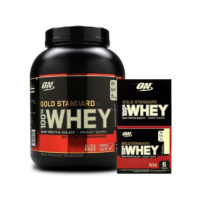 ON 5 lbs + 6 stick pack, Whey Protein, Body Fuel