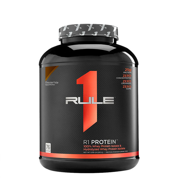 Rule 1 Protein, Whey Isolate Protein, Body Fuel India's no.1 Genuine Online Supplement Store.