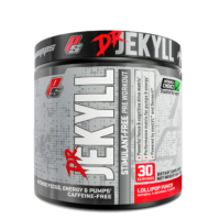 Pro Supps Dr. Jekyll, Body Fuel