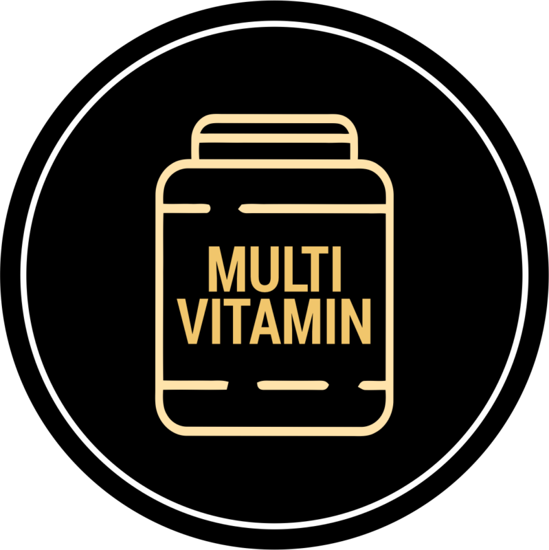 Multi-Vitamin, Vitamins and supplements, Body Fuel