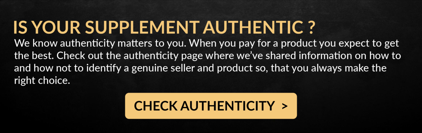 #1 online supplement store in India, AUTHENTICITY , Body Fuel
