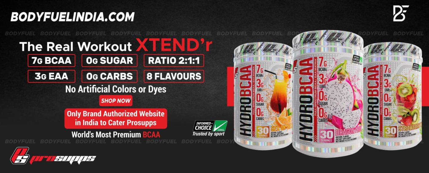 Hydro BCAA #1 online supplement store in india, Body Fuel,