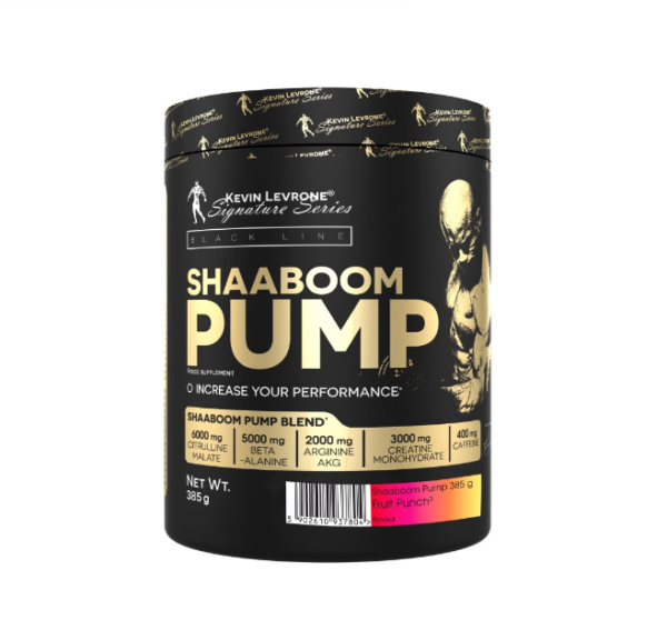 Kevin Levrone Shaaboom Pump fruit punch