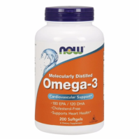 Now Foods Omega-3 Fish Oil, , Vitamins & Supplements, Body Fuel
