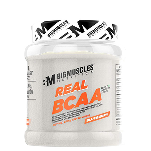 Big Muscles Real BCAA