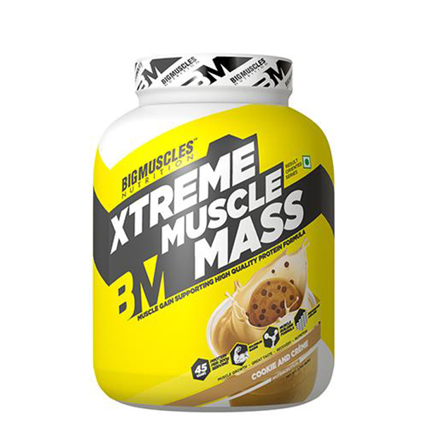 Big Muscles Xtreme Muscle Mass