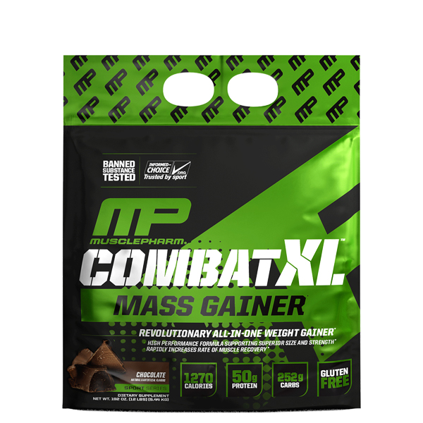 MusclePharm Combat XL, Gainers, Body Fuel India's no.1 Authentic Online Supplement Store