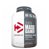 Dymatize Super Mass Gainer, Gainers, Body Fuel - India's No.1 genuine Supplement store