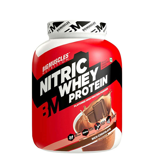 Big Muscles Nitric Whey