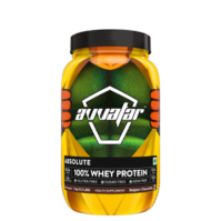 Avvatar Absolute 100% Whey Protein Powder, Whey Protein, Body Fuel India's no.1 Genuine Online Supplement Store.