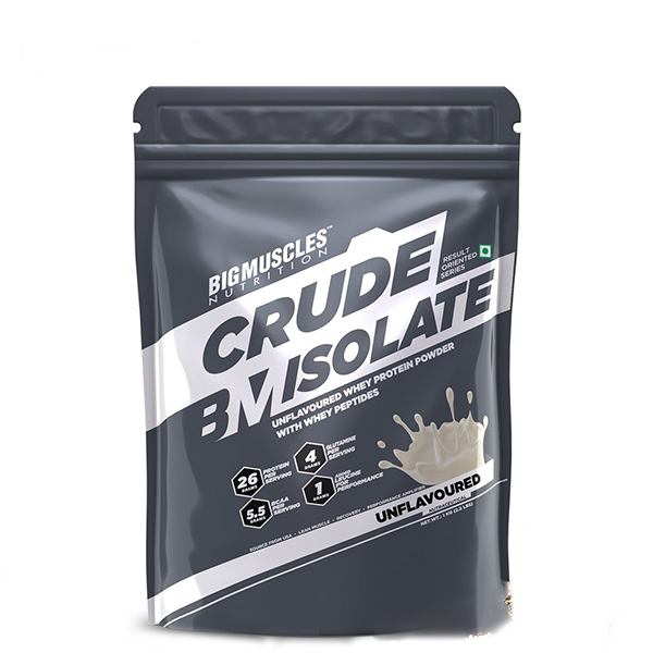 Big Muscles Crude Isolate Protein