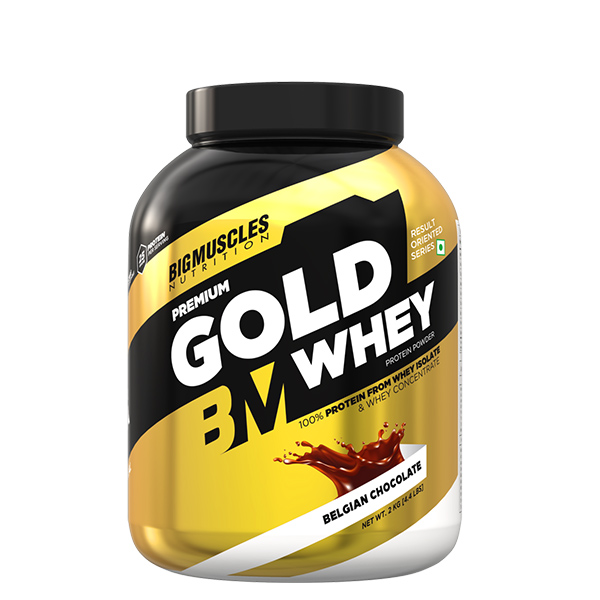 Big Muscles Premium Gold Whey Protein