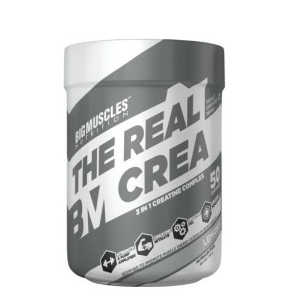 Big Muscles The Real Crea