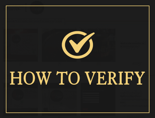 How to Verify, Body Fuel India's No.1 Genuine Supplement Store.
