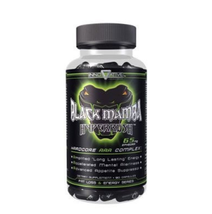 Innovative Laboratories Black Mamba Hyperrush fat Burner