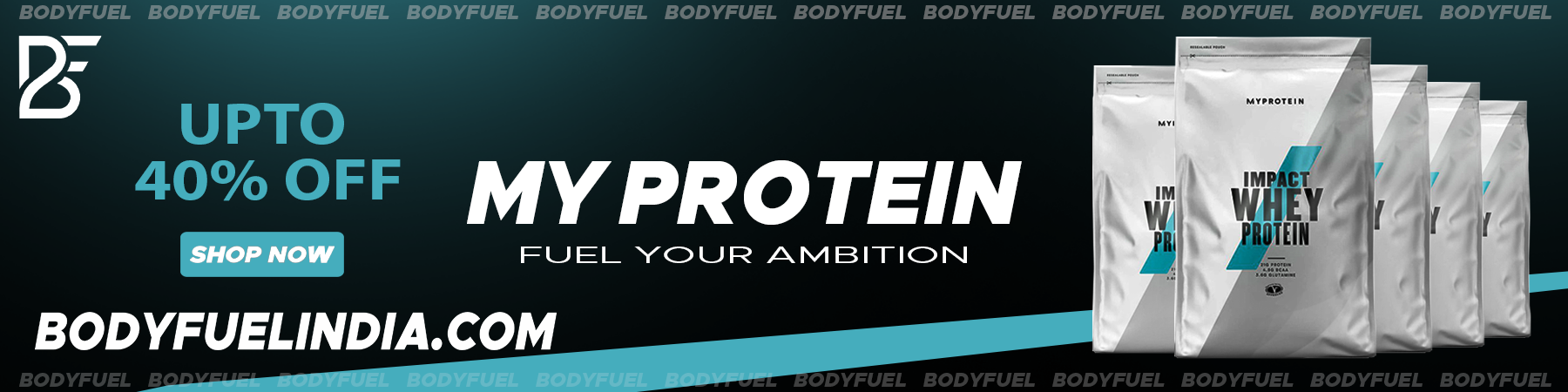 Myprotein, Body Fuel India's no.1 Authentic Online Supplement Store